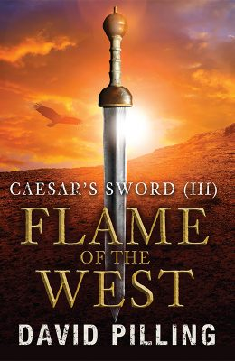 Caesar's Sword (III) Flame of the West by David Pilling