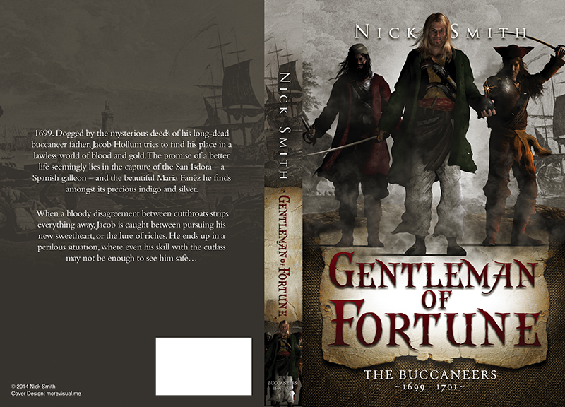 Gentleman Of Fortune_5X8