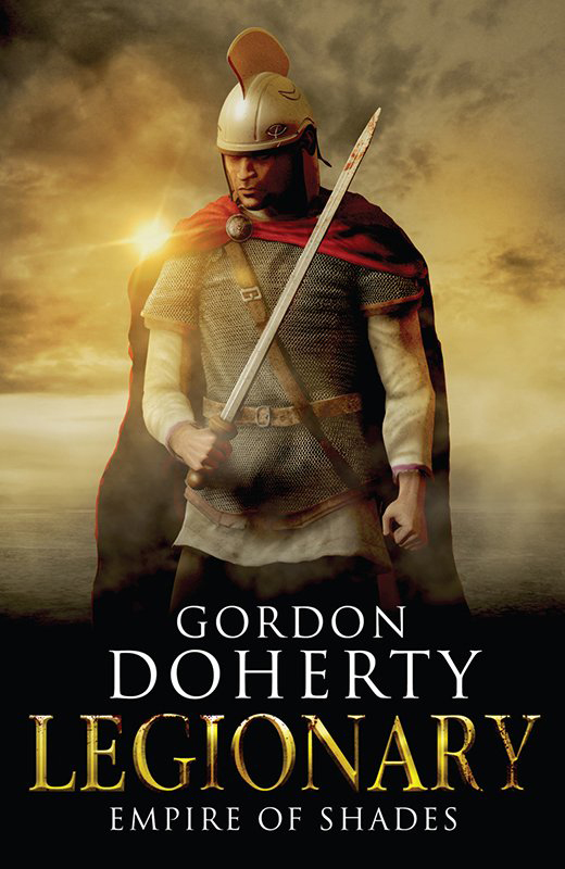 Legionary Series for Gordon Doherty