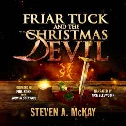 Friar Tuck and the Christmas Devil_au
