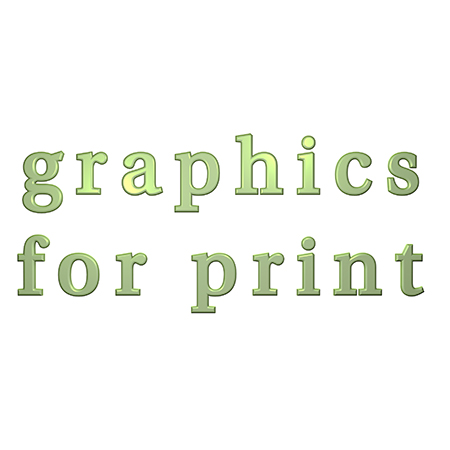 Graphics For Print