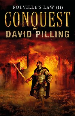 Conquest by David Pilliung