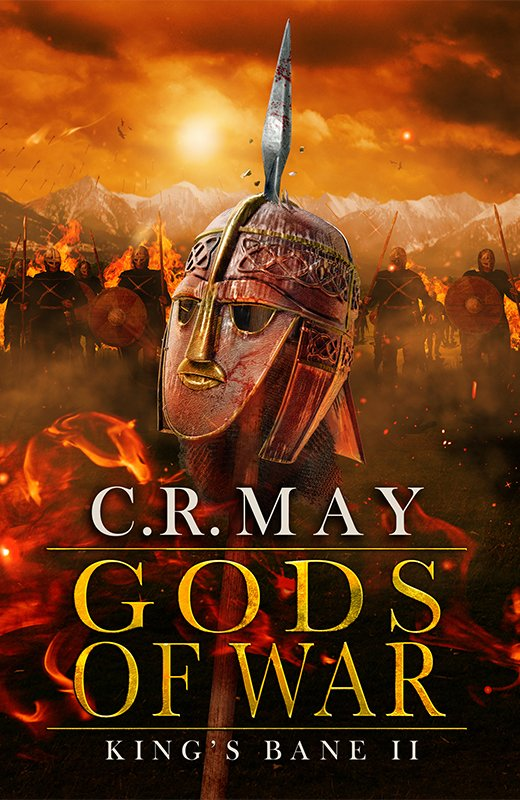 Gods of War by CR May