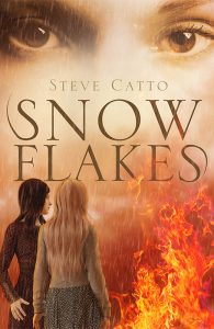 Book Cover Design for Steve Catto - Snowflakes