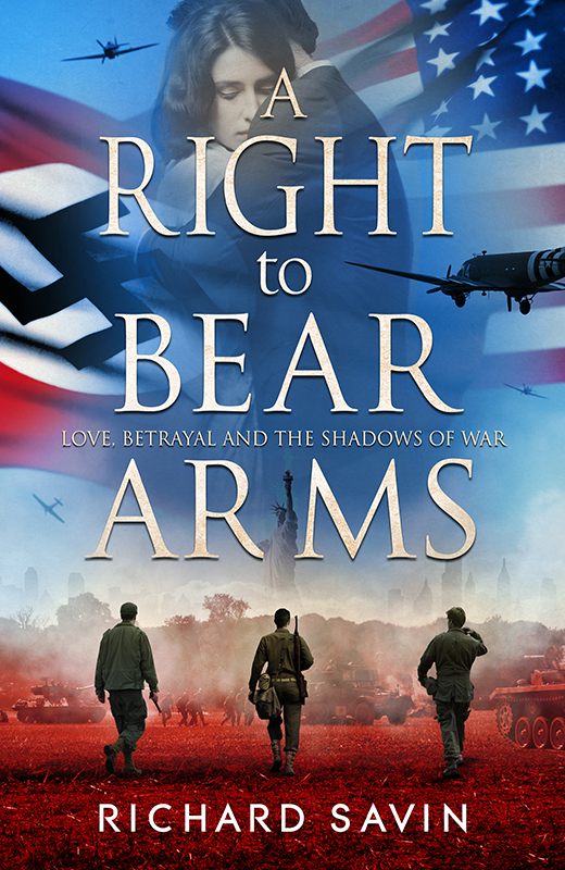 A Right To Bear Arms – Book Cover Design