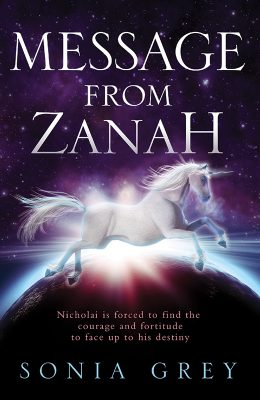Message from Zanah