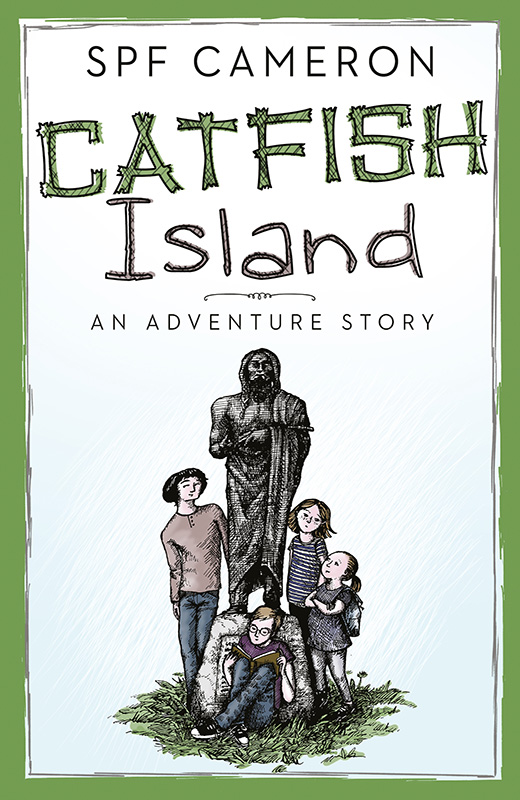 Catfish Island Created For SPF Cameron