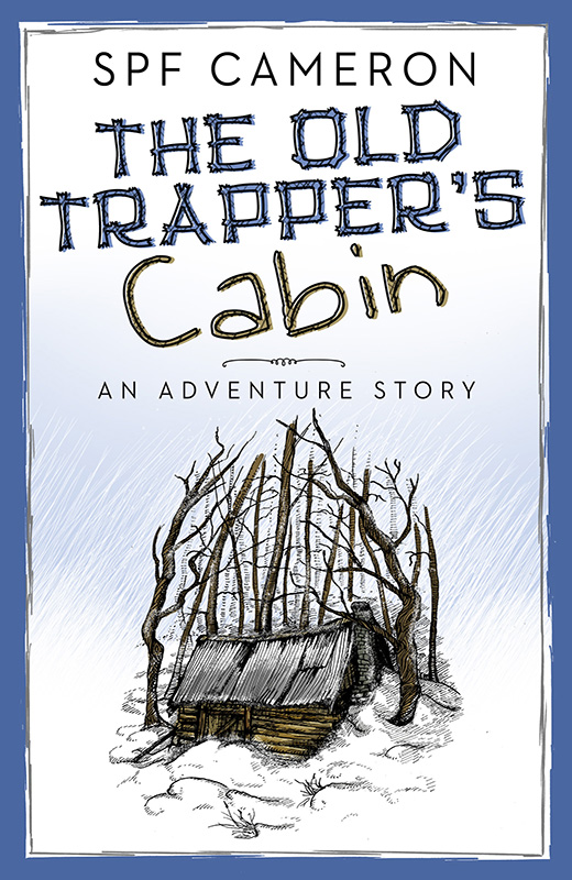 The Old Trappers Cabin