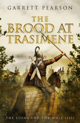The Brood At Trasimene by Garrett Pearson
